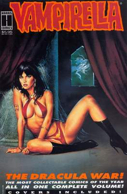 Vampirella The Dracula War