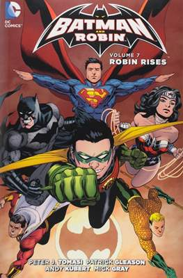 Batman and Robin Vol. 2 (2011-2015) (Siftciver) #7