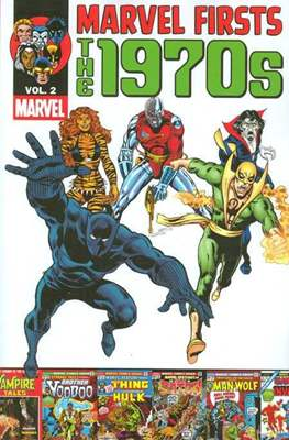 Marvel Firsts: The 1970s (Paperback) #2