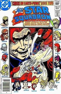 All-Star Squadron Vol 1 (Grapa) #14