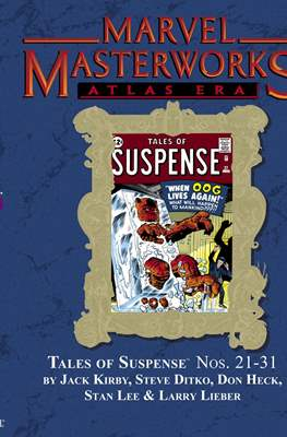 Marvel Masterworks (Hardcover) #144