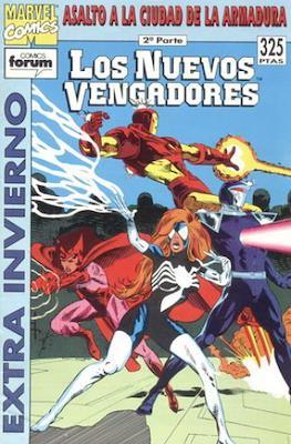 Los Nuevos Vengadores vol. 1 Especiales (1987-1994) (Grapa. 19x27. 64 páginas. Color.) #6