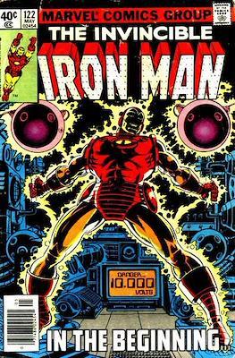 Iron Man Vol. 1 (1968-1996) (Comic book) #122
