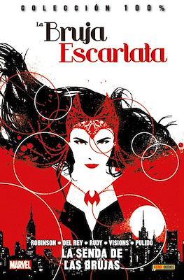 La Bruja Escarlata. 100% Marvel (Rústica con solapas) #1