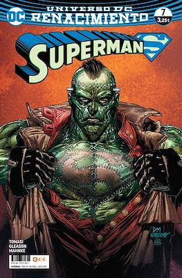 Superman. Nuevo Universo DC / Renacimiento (Grapa) #62/7