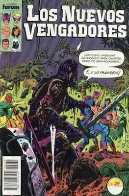 Los Nuevos Vengadores Vol. 1 (1987-1994) (Grapa 32 pp) #39