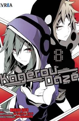 Kagerou Daze (Rústica con sobrecubierta) #8