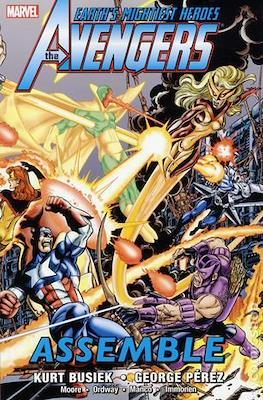 Avengers Assemble (1998-2004) (Hardcover) #2