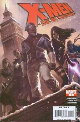 X-Men: Die by the Sword Vol 1 (Comic-Book) #1