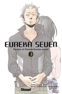 Eureka Seven. Psalms of Planets Eureka seveN (Rústica con sobrecubierta) #3