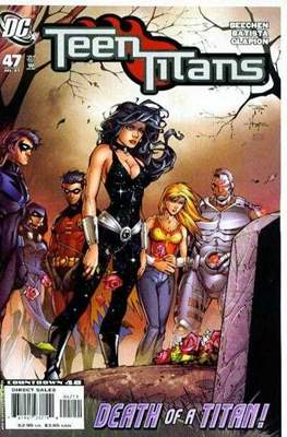 Teen Titans Vol. 3 (2003-2011) (Comic Book) #47