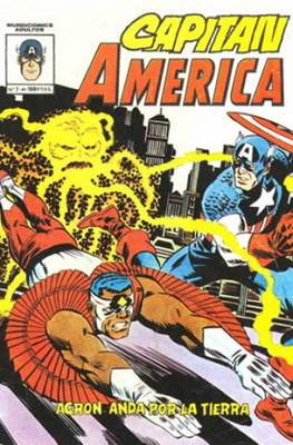 Capitán América Vol. 4 (1981-1982) (Grapa) #7