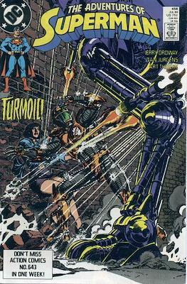Superman Vol. 1 / Adventures of Superman Vol. 1 (1939-2011) (Comic Book) #456