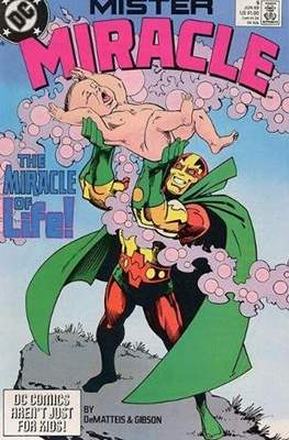 Mister Miracle (Vol. 2 1989-1991) #5