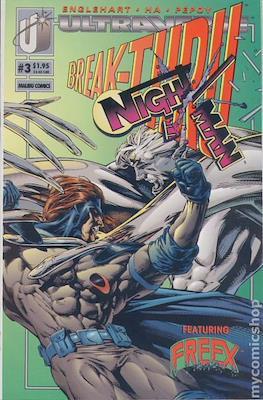 The Night Man #3