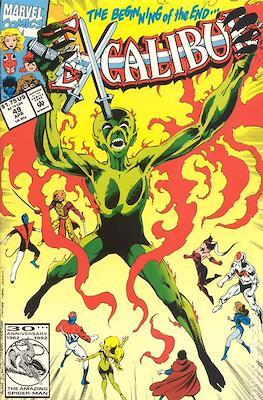 Excalibur Vol. 1 (Comic Book) #49