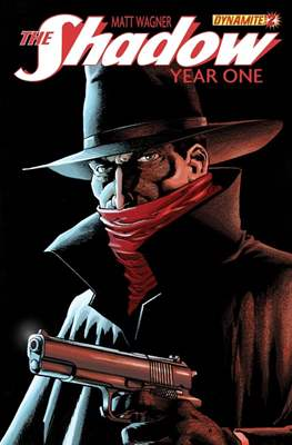 The Shadow Year One (Comic-book) #2