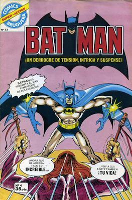 Super Acción / Batman Vol. 2 #4