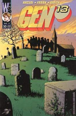 Gen 13. Vol. 2 (Grapa 24-32 pp) #30