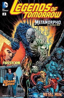 Legends of Tomorrow (Comic-book) #2