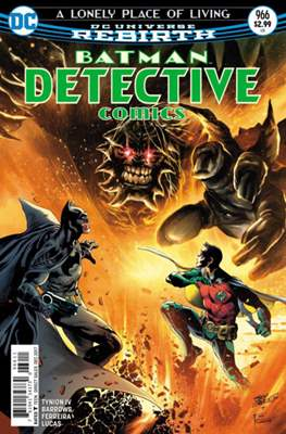 Detective Comics Vol. 1 (1937-2011; 2016-) (Comic Book) #966