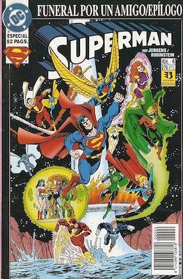 Superman (1993-1996) (Grapa 48-72 pp) #6
