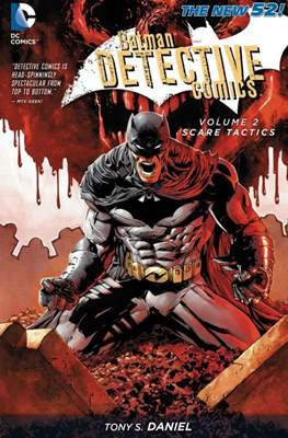 Batman Detective Comics Vol. 2 (2011-2016) (Softcover) #2