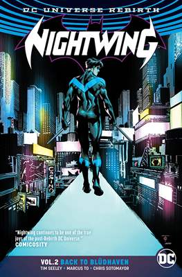 Nightwing (2016) (Softcover) #2