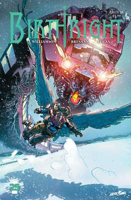 Birthright (Comic-book) #28