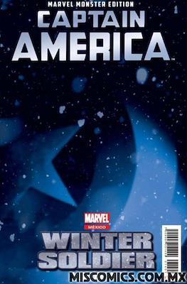 Captain America: Winter Soldier - Marvel Monster Edition