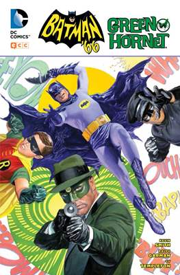 Batman '66 / Green Hornet