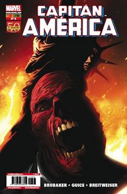 Capitán América Vol. 8 (2011-) (Grapa) #8