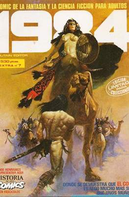 1984 Extra (Retapado Rústica) #7