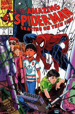 The Amazing Spider-Man: Drug Free Canada (Comic-book) #1