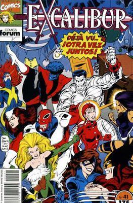 Excalibur Vol. 1 (1989-1995) (Grapa) #41