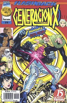 Generación-X Vol. 2 (1996-2000) (Grapa 24 pp) #25