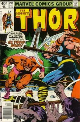 Journey into Mystery / Thor Vol 1 (Comic Book) #290