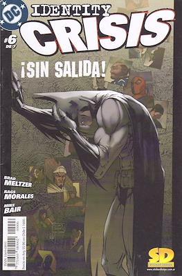 Identity Crisis (2005) Grapa #6