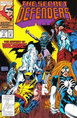 Secret Defenders Vol 1 (Comic-Book) #3