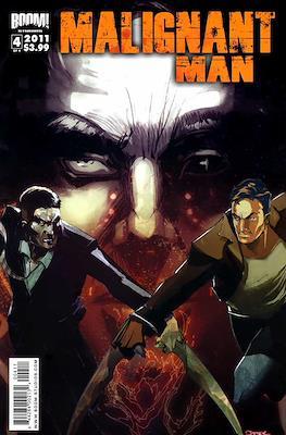 Malignant Man (Comic Book) #4