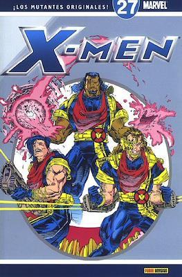 X-Men (Segundo coleccionable) (Rústica 80 pp) #27