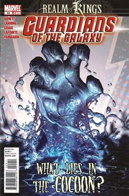 Guardians of the Galaxy Vol. 2 (2008-2010) (Comic-Book) #24