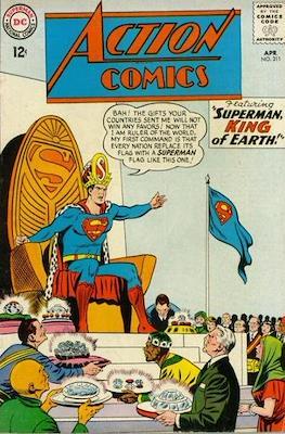 Action Comics Vol. 1 (1938-2011; 2016-) (Comic Book) #311