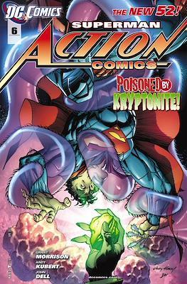 Action Comics Vol. 2 (2011-2016) #6