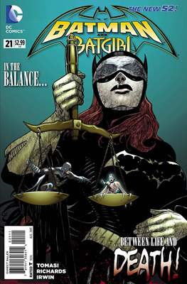 Batman and Robin Vol. 2 (2011-2015) (Comic Book) #21