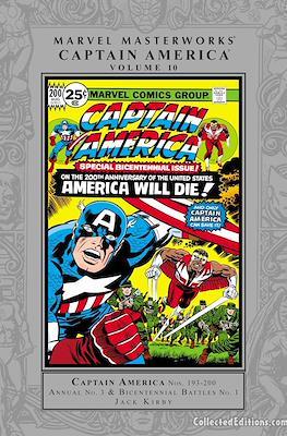 Marvel Masterworks: Captain America (Hardcover) #10