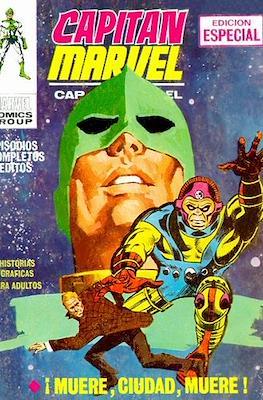 Capitán Marvel Vol. 1 (1969-1974) (Rústica) #3
