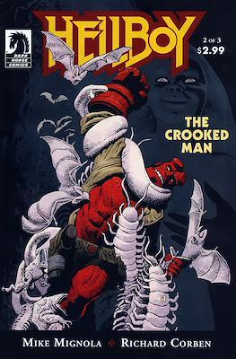 Hellboy The Crooked Man (grapa) #2