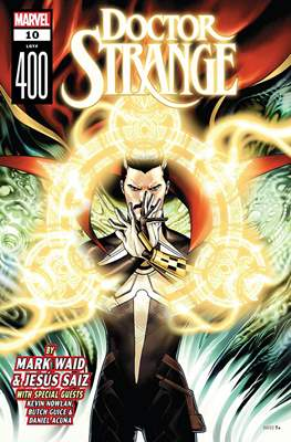 Doctor Strange (Vol. 5 2018-) (Comic book) #10