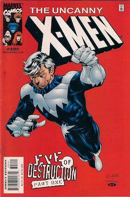 The Uncanny X-Men (1963-2011) (Comic-Book) #392